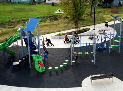Playground Equipment Playquest